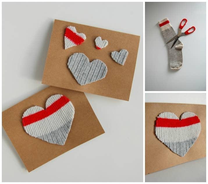 40 Unconventional DIY Valentines Day Cards – Valentines Handmade Card