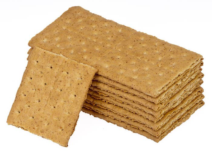 Sylvester Graham, a Presbyterian minister, advocated for a diet that decreased sex drive. One of his favorite nibblies was the Graham cracker.