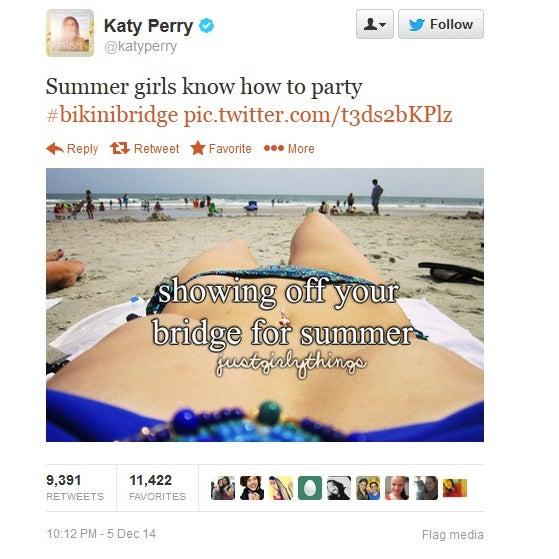 67 Best Trending News Viral Videos Images On Pinterest: Internet Trolls Are Trying To Make The #BikiniBridges