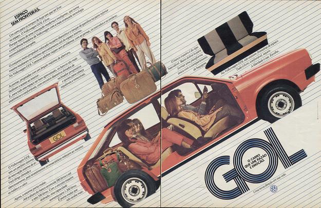 Volkswagen Gol (1980)