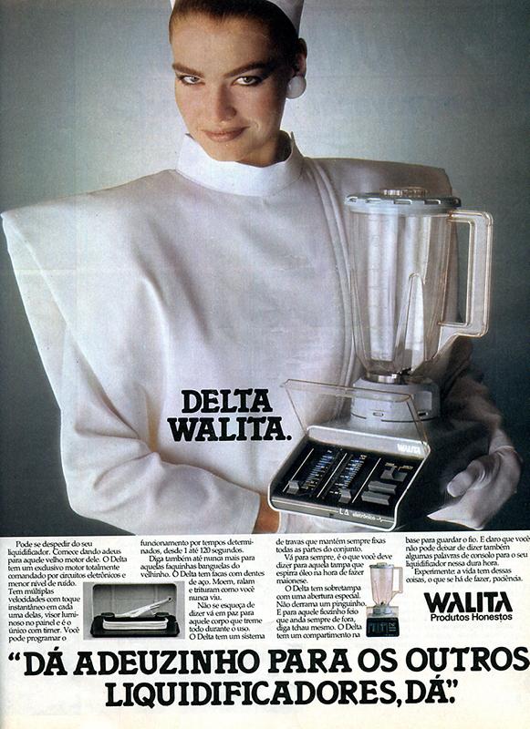 Liquidificador Walita (1984)