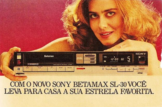 Sony Betamax (1984)