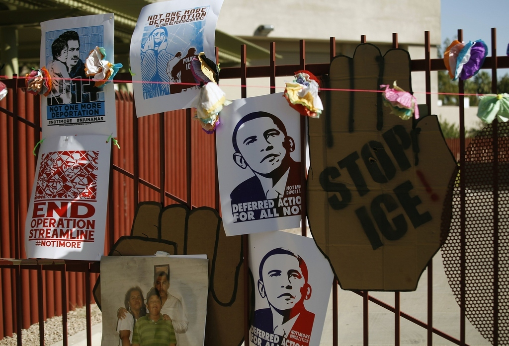 13 Pregnant Women Detained By ICE In Texas During Four-Month Period In 2013