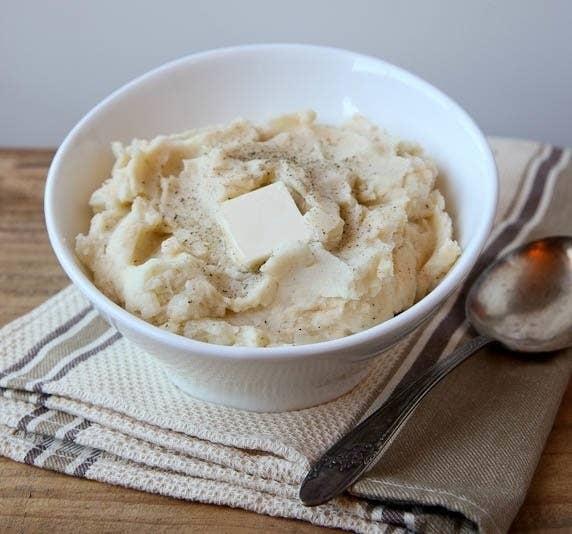 8 Classic Mashed Potatoes