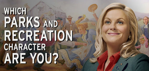 """Which """"Parks And Recreation"""" Character Are You?"""