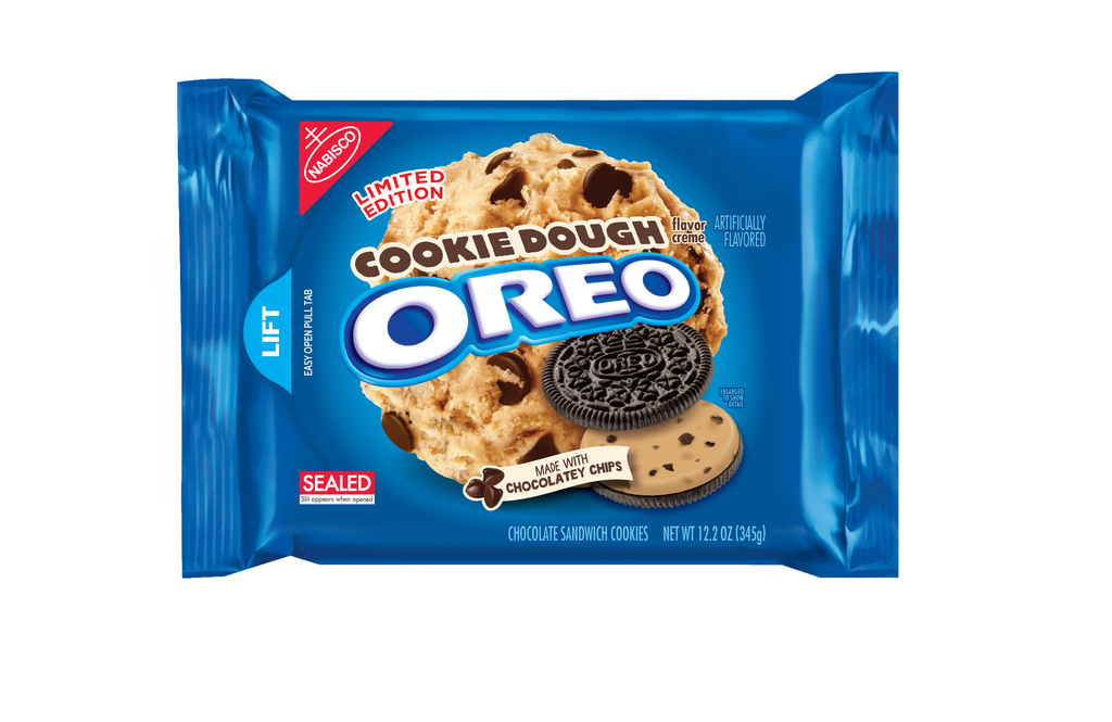 OMFG Oreo's New Cookie Dough Flavor Is Real