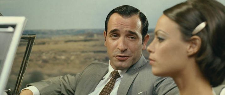 The Draw: When the fate of the Middle East is at stake, who are you gonna call? France's answer to James Bond, OSS 117.The Fact: Recognize the two stars? Yup, that's The Artist's Bérénice Bejo and Jean Dujardin in their first on-screen meeting. (Here's to many more.)The Fiction: As pointed out by IMDB: The film is set in 1955, but many of the cars we see are from the 1960s. Of course, it's a farce — so take inaccuracies with a grain of salt.