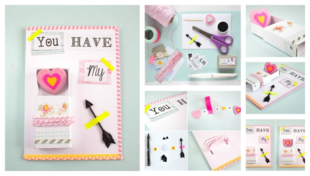 photo regarding Free Printable Sentiments for Handmade Cards known as 40 Uncommon Do it yourself Valentines Working day Playing cards