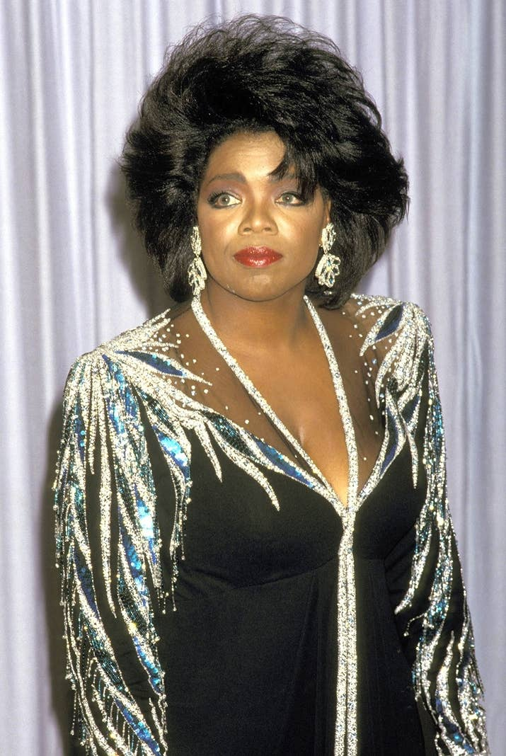 march 30 1987 - Oprah Winfrey Halloween Costume
