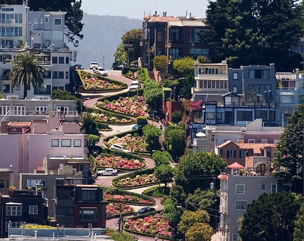 Things That Make San Francisco One Of The Most Awesome Cities Ever - 5 most interesting neighborhoods in san francisco