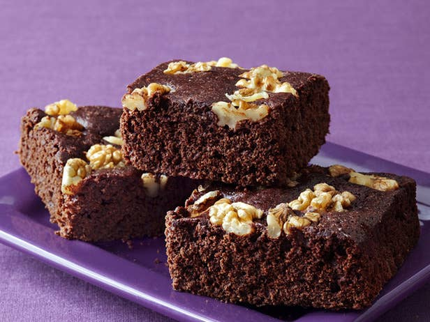 Brownies are easy to lighten up, because chocolate will cover a multitude of tweaks (even whole wheat flour and yogurt). Get the recipe.