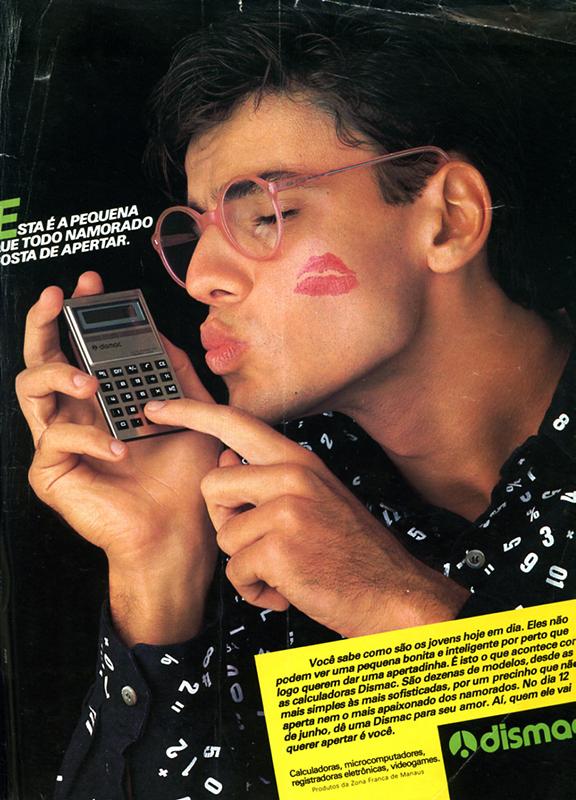 Calculadora Dismac (1984)