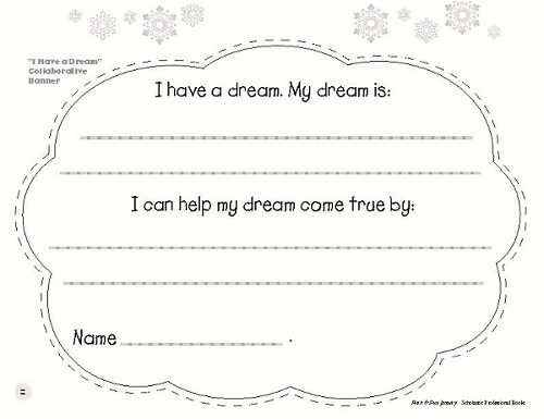 Pictures Martin Luther King Jr Printable Worksheets - pigmu