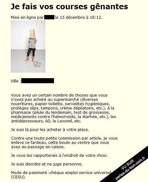 20 Annonces Du Bon Coin Qui Vous Feront Perdre Foi En Lhumanité