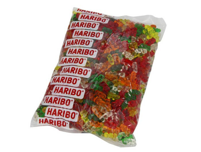 haribo sugar free gummy bears uk