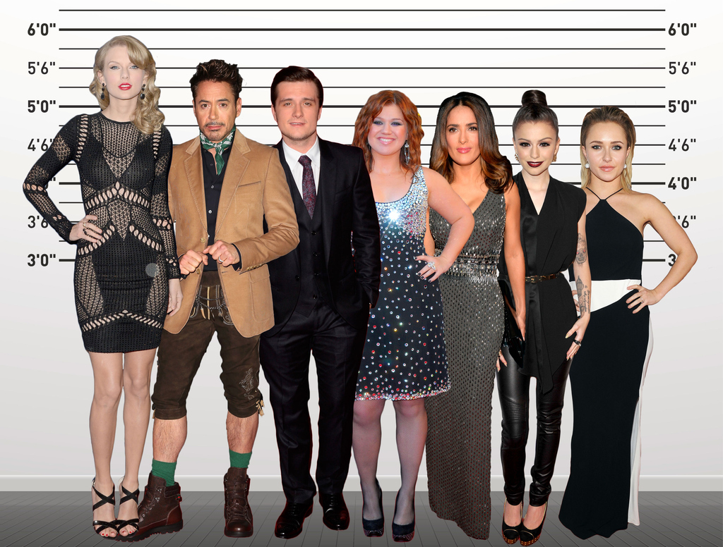 18 Celebrities You Didn't Know Were Really Short - BuzzFeed