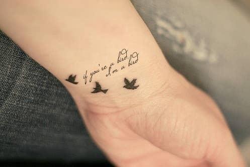 23 Epic Literary Love Tattoos