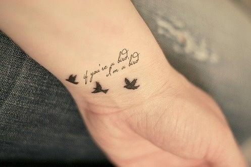 Znalezione obrazy dla zapytania sparks book tattoo