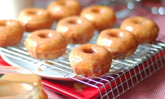21 drunken foods that will change the way you party what better way to consume alcohol than in a donut this specific recipe celebrates oktoberfest forumfinder Choice Image