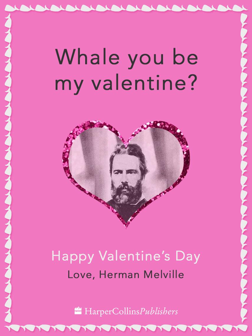 1. Herman Melville