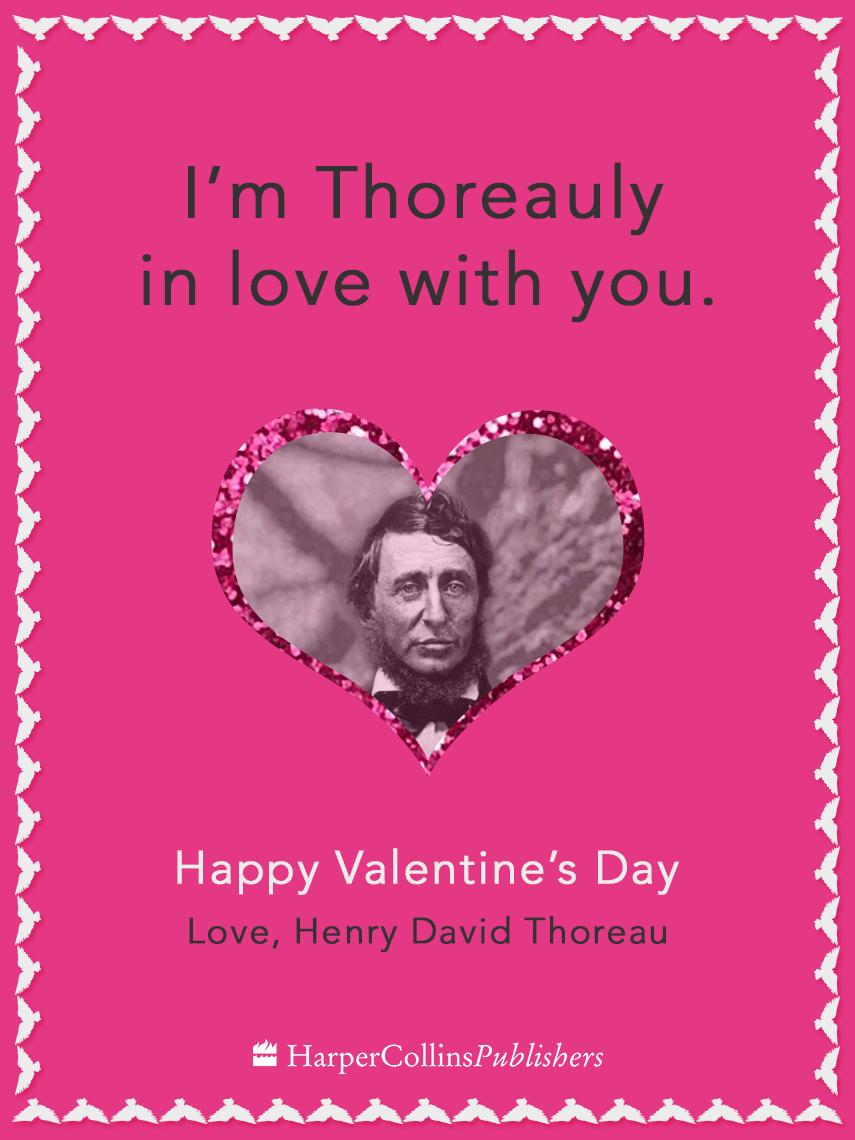 2. Henry David Thoreau