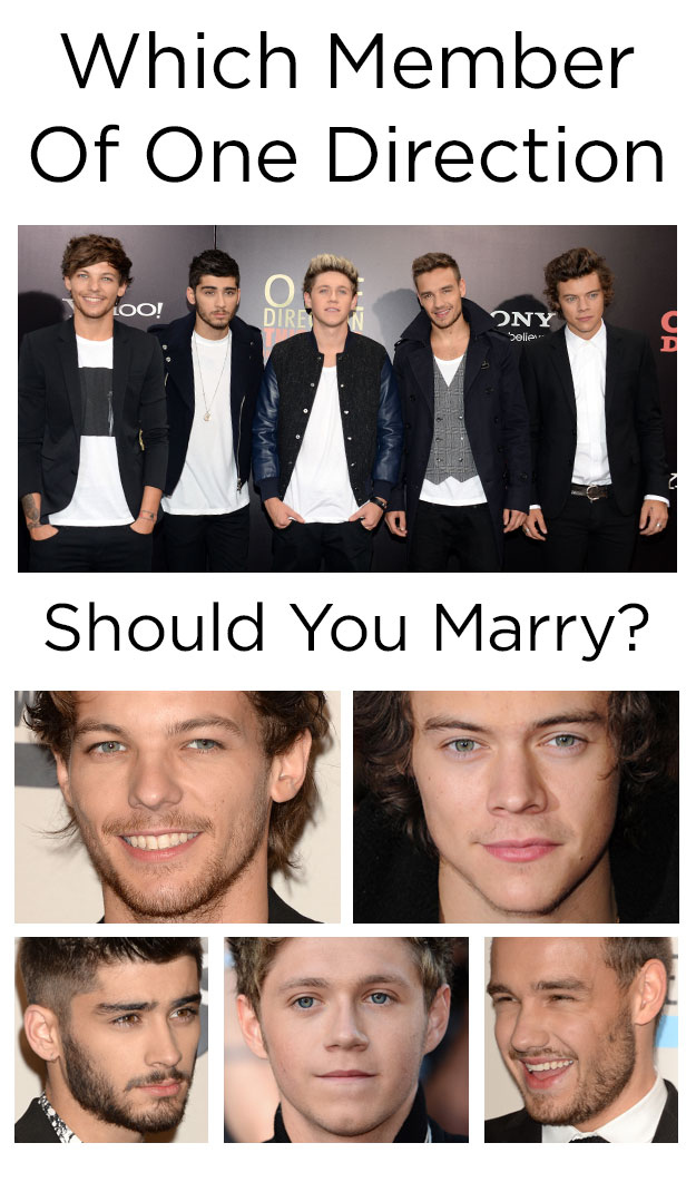 One direction dating quiz 2013