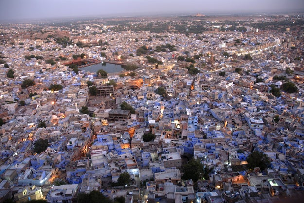 2. Jodhpur, India.