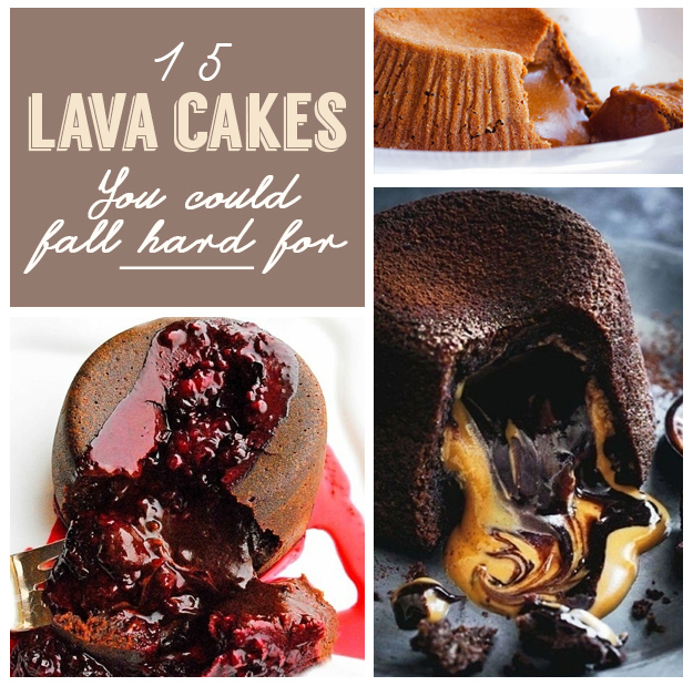 15 Molten Lava Cakes You Could Fall Hard For