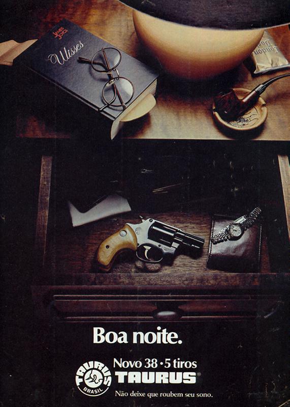 Pistola Taurus (1983)