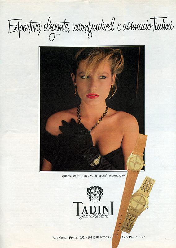 Tadini Joalheiros (1984)