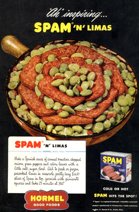 Spam 'n' Limas