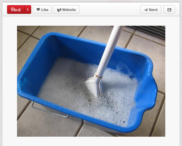 13 Pinterest Cleaning Tips That Don T Actually Work And