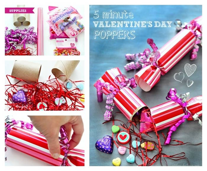 14 Party Poppers