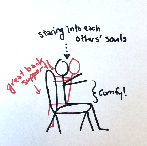 The Rocking Chair Sex Position