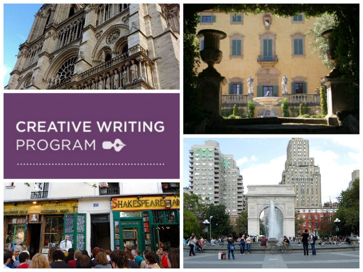 creative writing courses new york university Intermediate courses are suitable for applicants who have completed 1-2 years of a full-time single honours university degree course in creative writing or english literature, or a combined honours university degree course in creative writing and english literature.