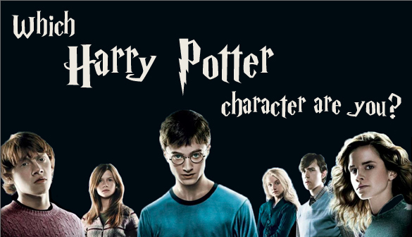Would You Which For Fall Character Harry Potter