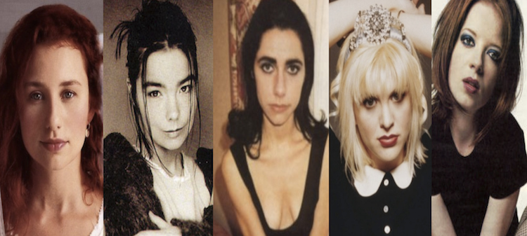 Which '90s Alt-Rock Grrrl Are You