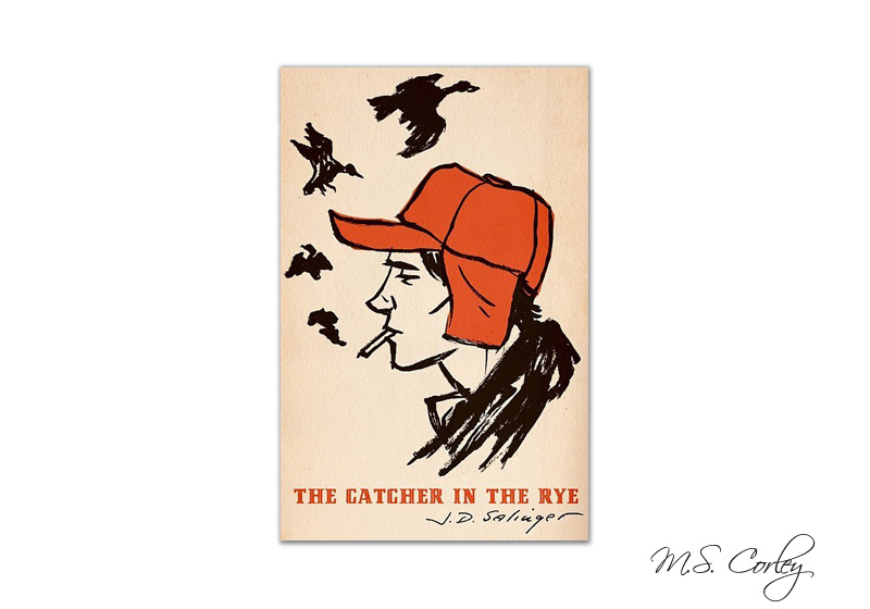 alternative ending to catcher in the Alternative ending to catcher in the rye by jd salinger essay by i8cookiemonstr , high school, 10th grade , february 2008 download word file , 2 pages download word file , 2 pages 10 1 votes.