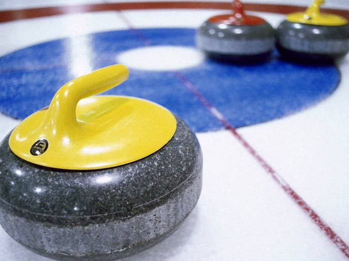 Good luck out there curlers, and see you on the ice!