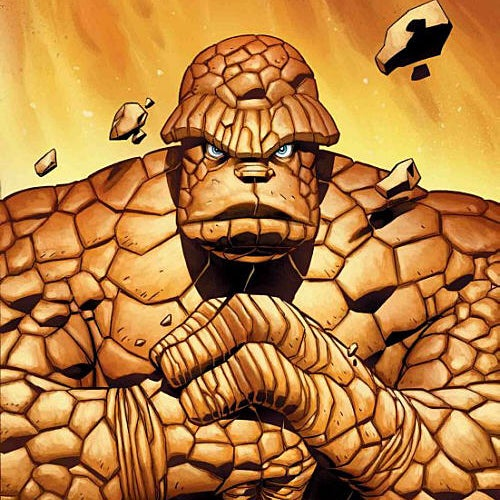 Ben Grimm, aka The Thing