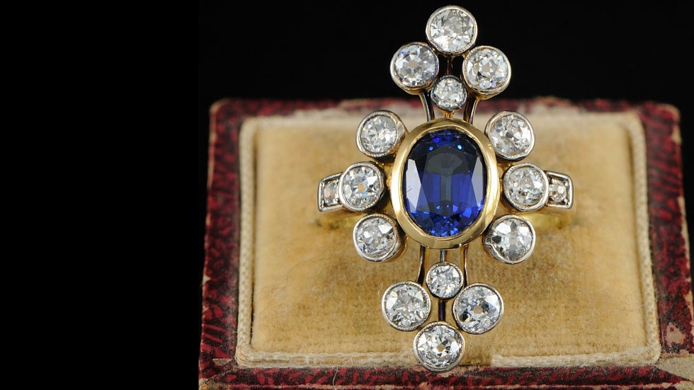 Flipboard 40 Vintage Wedding Ring Details That Are Utterly To Die For
