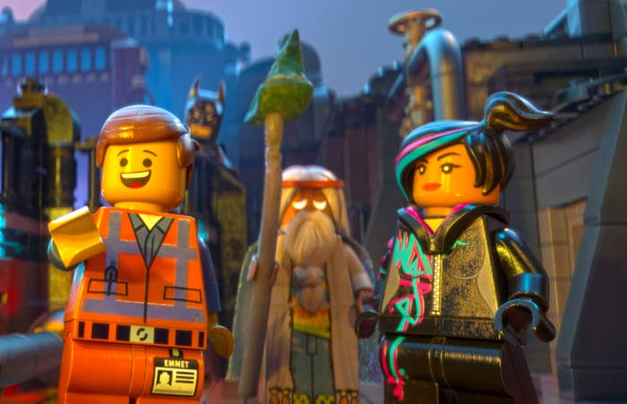 Why The Lego Movie Is The Best American Animated Feature Film In Years