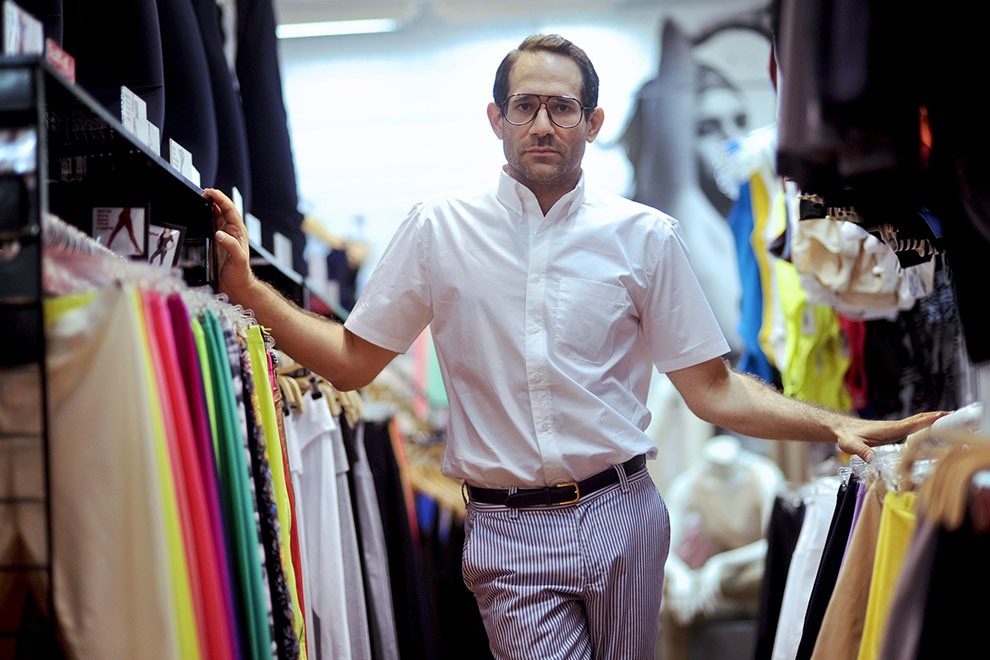 Dov Charney Dreams Big For American Apparel Even As Its Stock Trades Under $1