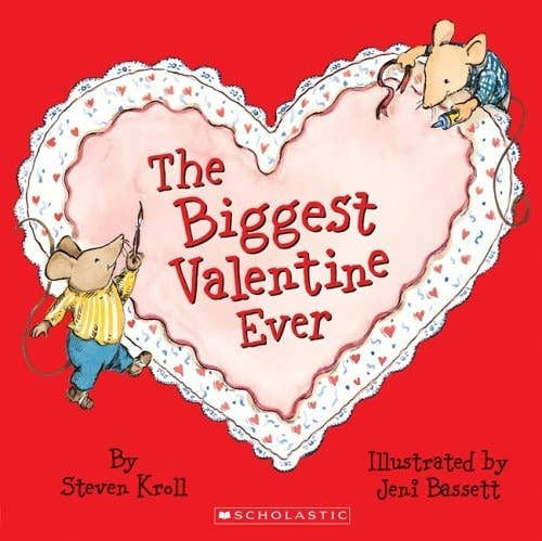 Remember elementary school struggles of making custom valentines? Well in this movie Desmond and Clayton learn that working together they can make the biggest valentine ever!