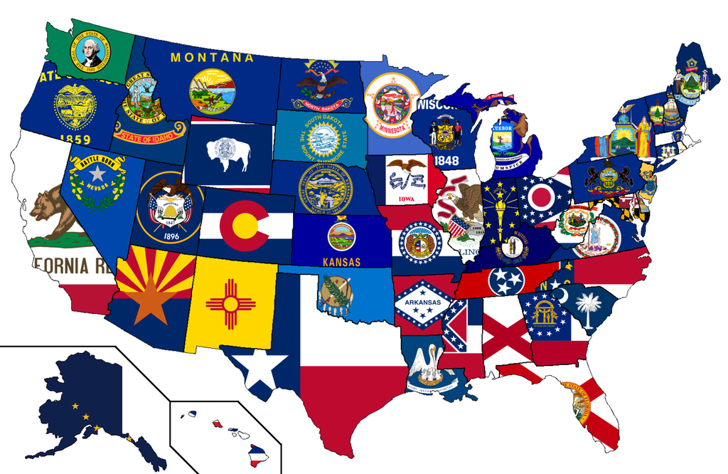 awesomer what state actually belong
