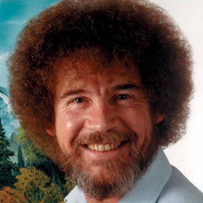 19 white dudes with afros