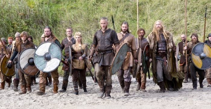 """When I say """"easy to follow"""", I DO NOT mean """"boring"""". I mean that other shows can get REALLY confusing with an overwhelming number of characters and plot lines. If you get attached to a particular character in Vikings, you have a water-tight guarantee that you'll see more than thirty seconds of them each episode."""