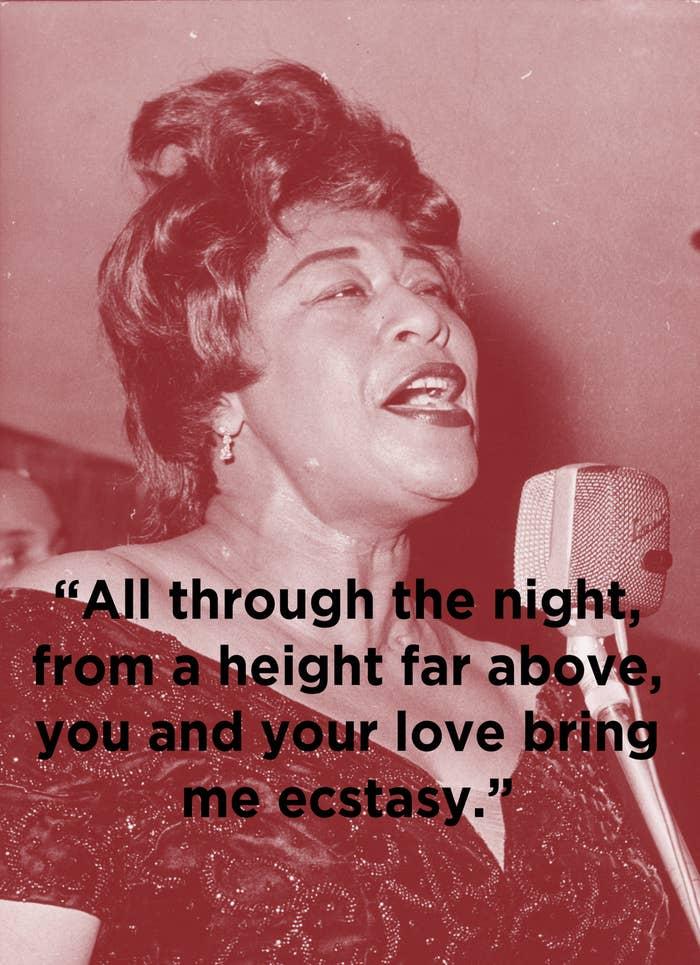 Made popular by: Ella Fitzgerald. Listen here.