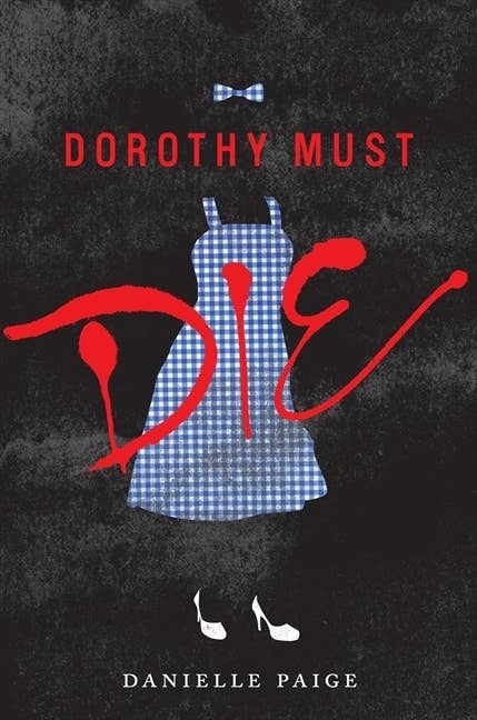 Oz has turned into a savage dystopia under Dorothy's rule—and now a new girl from Kansas must take her down. According to Deadline, this upcoming young adult novel has The CW already in talks for a TV deal! Add this one to your TBR pile, book nerds.