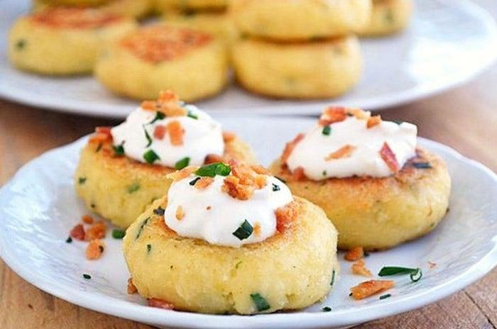Little bites of potato-y magic.